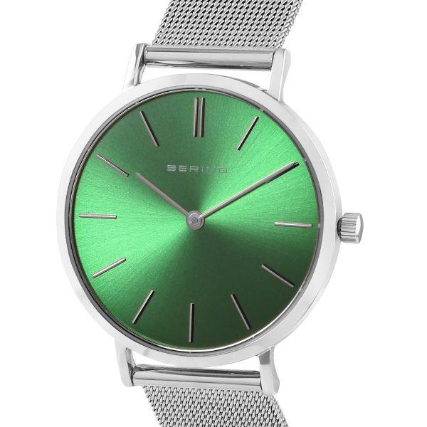 Bering Green Analogue Women's Watch – 14134-008_2