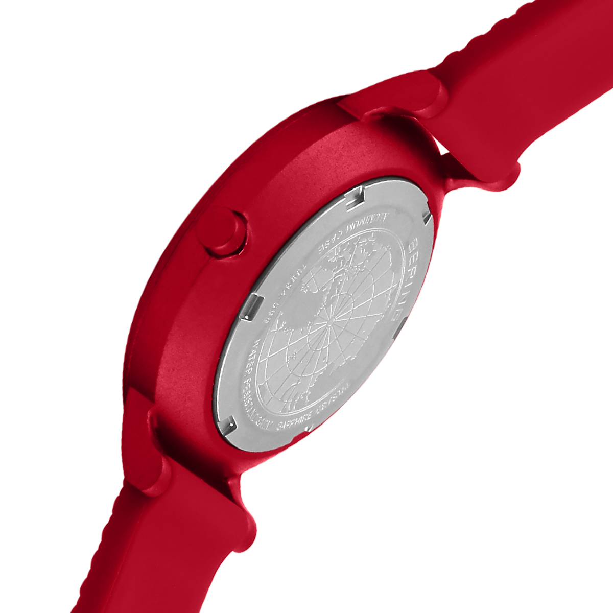 Bering Red Analogue Women's Watch – 16934-599