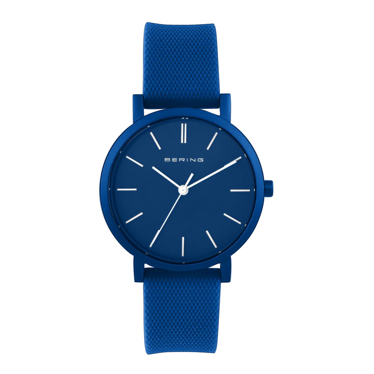 Bering Blue Analogue Women's Watch – 16934-799