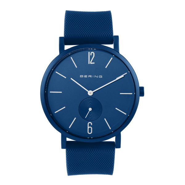 Bering Blue Analogue Men's Watch – 16940-799