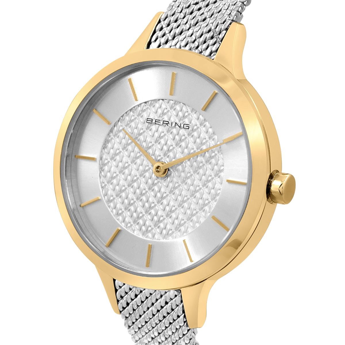 Bering Silver Analogue Women's Watch 17831-010