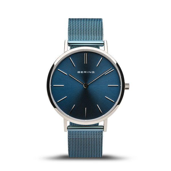 Bering Blue Analogue Women's Watch – 14134-308