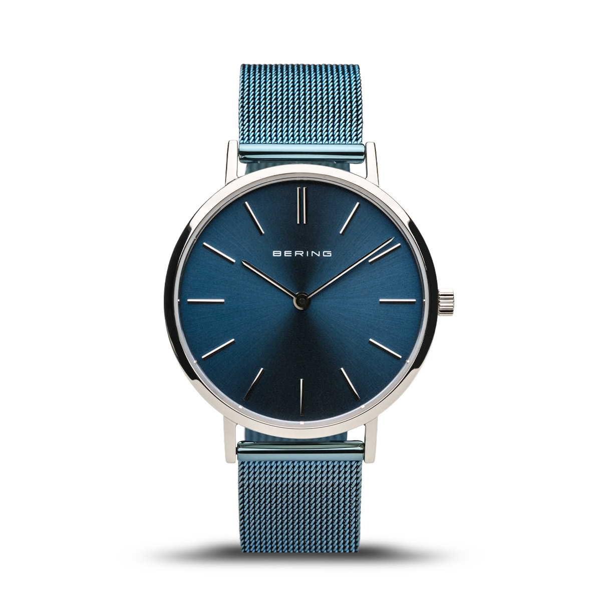 Bering Blue Analogue Women's Watch – 14134-308