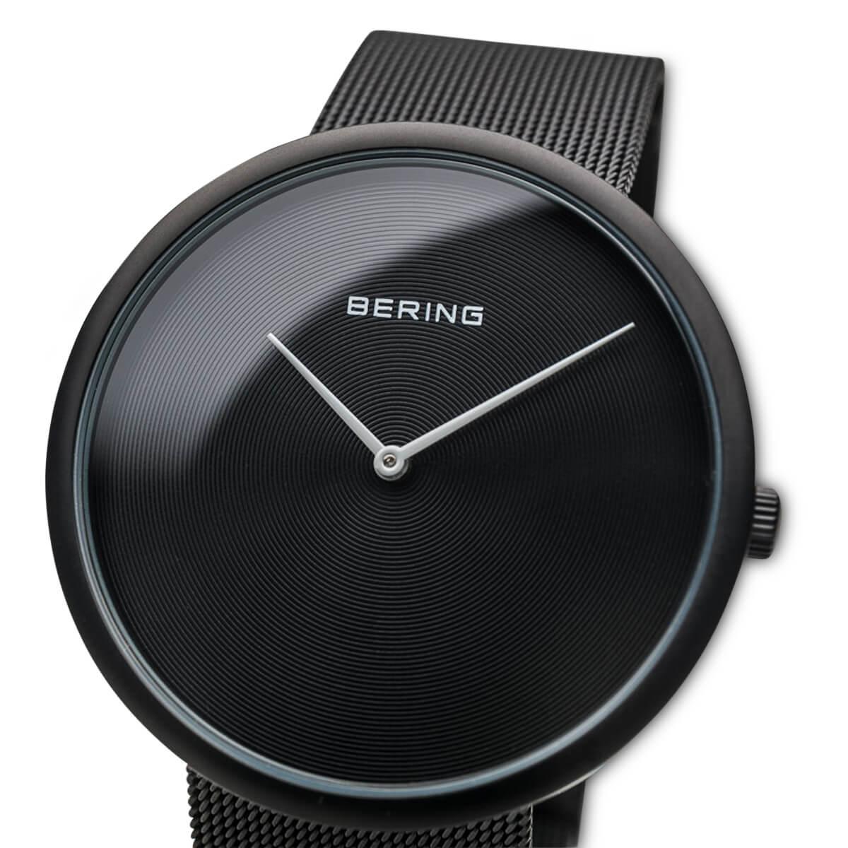 Bering Black Analogue Women's Watch – 14333-222
