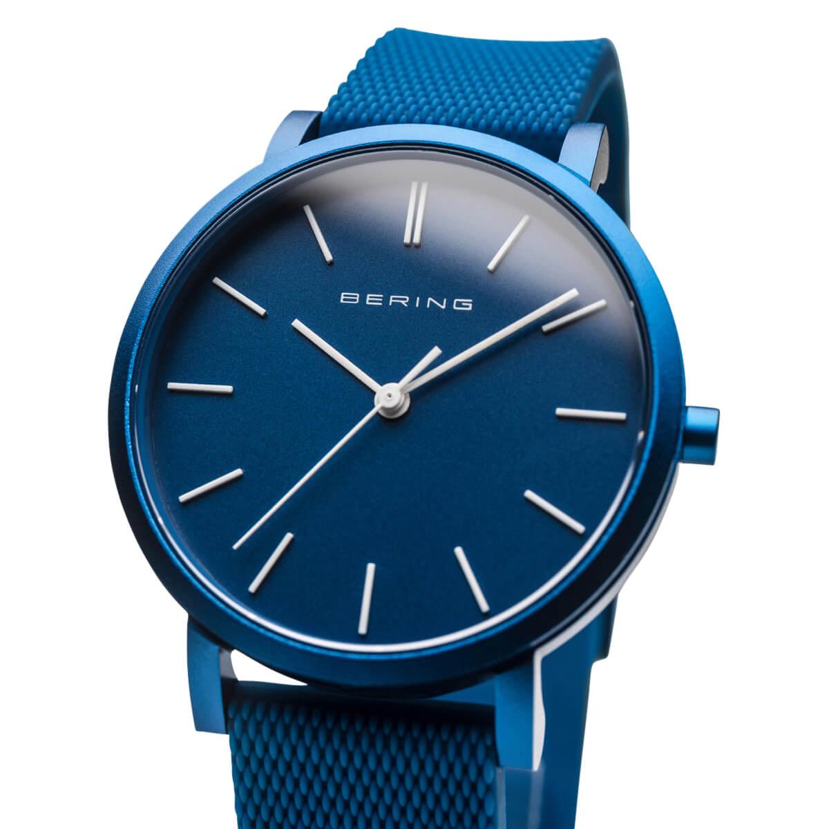 Bering Blue Analogue Women's Watch – 16934-799(2)