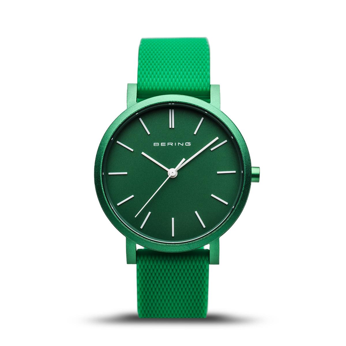 Bering Green Analogue Women's Watch – 16934-899