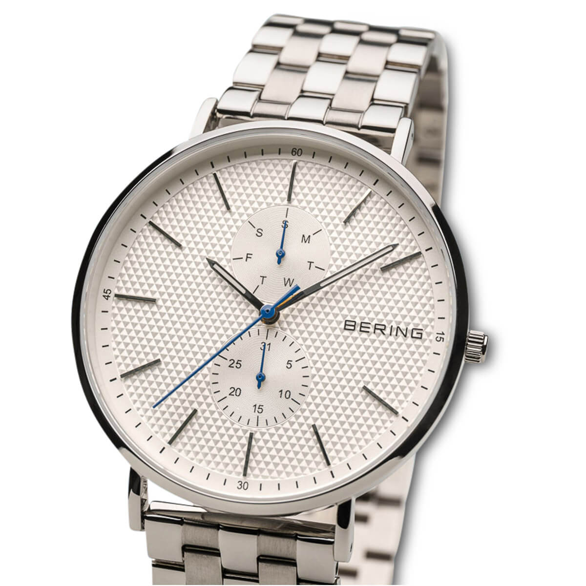 Bering Classic Silver Analogue Men's Watch – 14240-700_image2