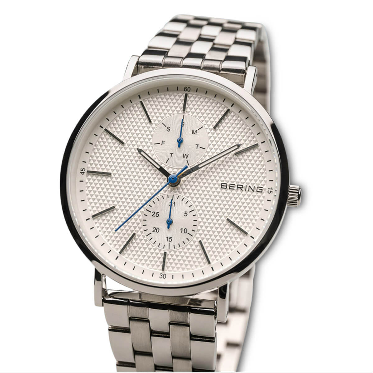 Bering Silver Analogue Women's Watch – 14236-700