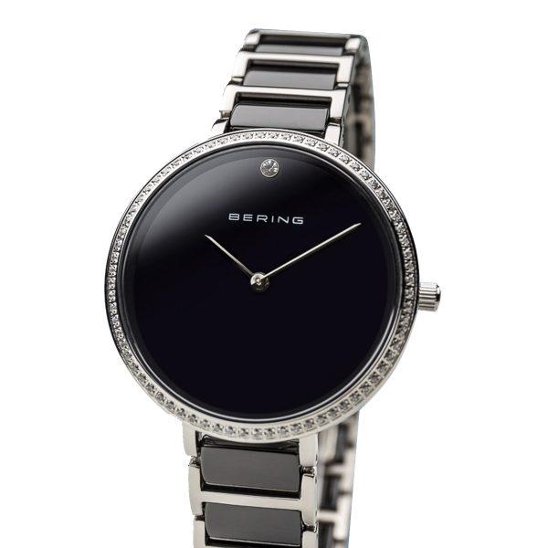 Bering Black Analogue Women's Watch – 30534-742