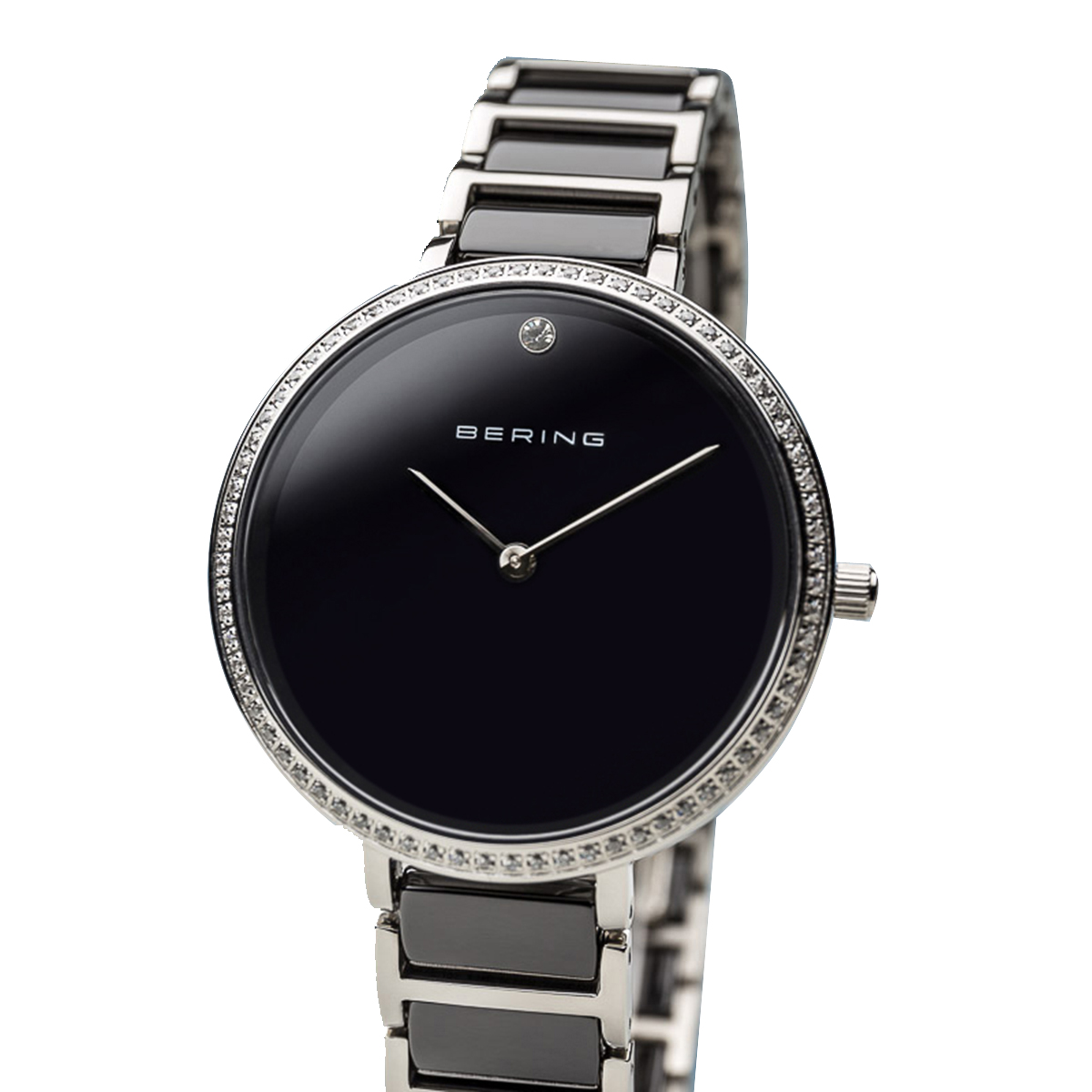 Bering Black Analogue Women's Watch – 30534-742