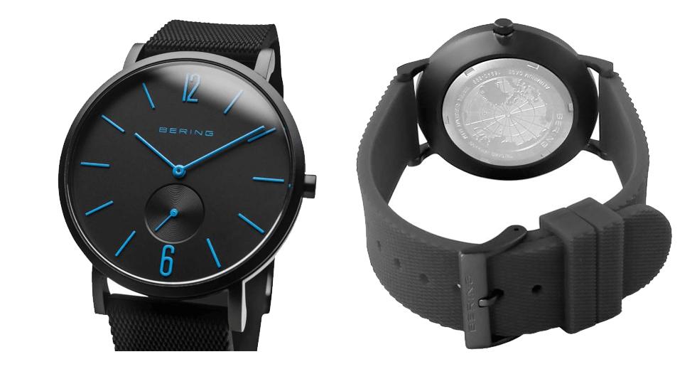 Bering-Black-Analogue-Men's-Watch-16940-499