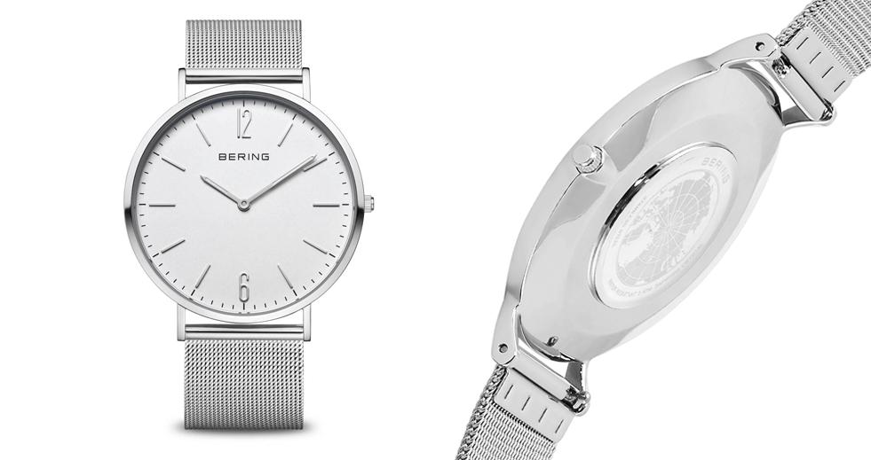 Bering-White-Analogue-Men's-Watch-14241-004